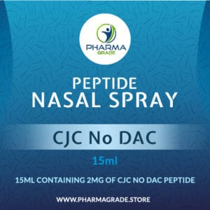 CJC-1295 no-dac Nasal Spray